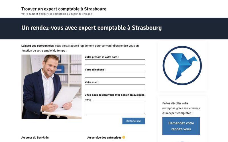 Trouver un expert comptable à Strasbourg